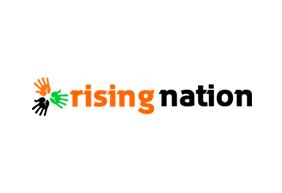 Rising nation logo