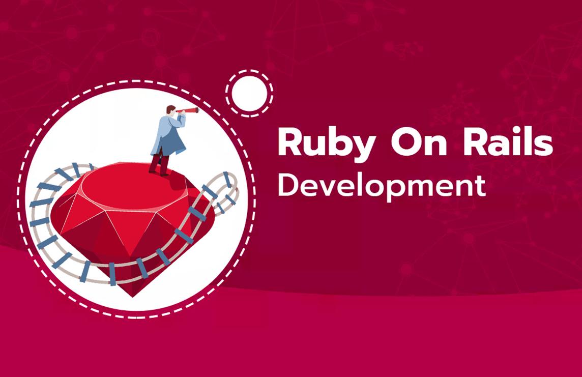 Ruby rails development