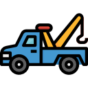 towing van icon png